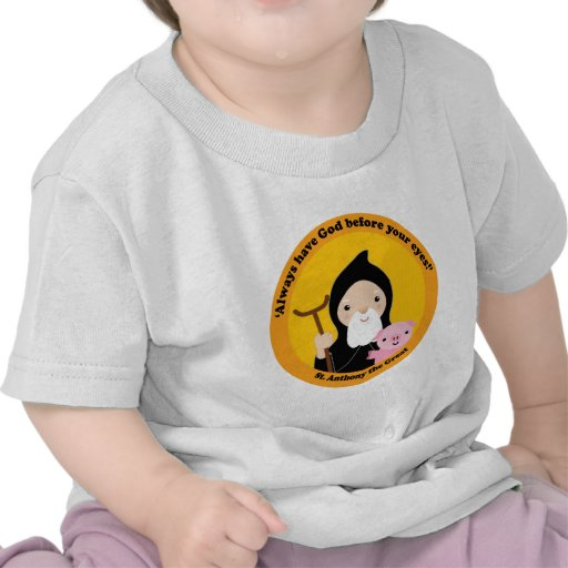 St Anthony el grande Camiseta