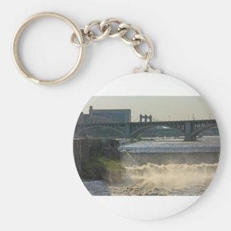 St. Anthony Falls Keychain