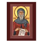 St Anthony la gran tarjeta del rezo Postal