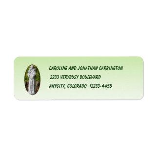 St. Anthony Label