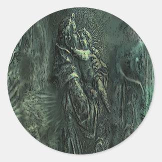 St. Anthony Lost & Found Classic Round Sticker