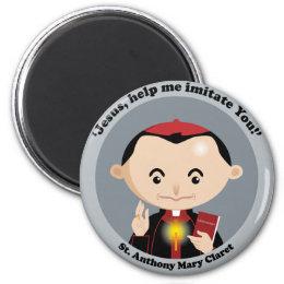 St. Anthony Mary Claret Magnet