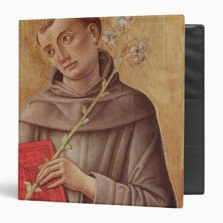 St. Anthony of Padua Binder