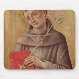 St. Anthony of Padua Mouse Pad