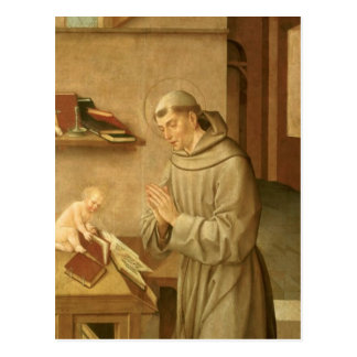 St Anthony of Padua Postcard