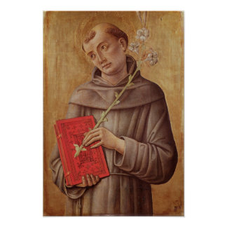 St. Anthony of Padua Posters