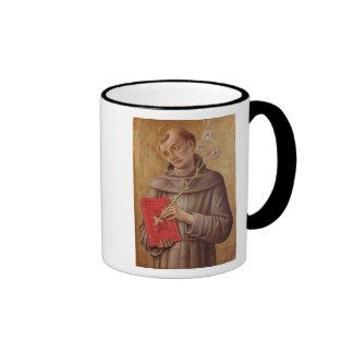 St. Anthony of Padua Ringer Mug