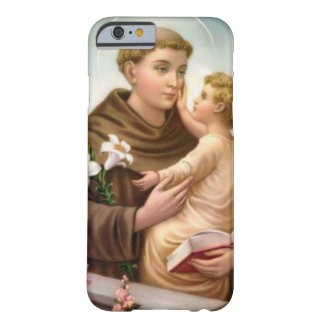 St. Anthony of Padua with Baby Jesus Barely There iPhone 6 Case
