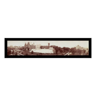 St. Anthony Park, MN Photo 1902 Poster