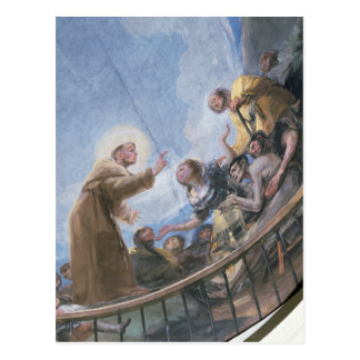 St. Anthony Preaching Postcards