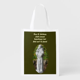 St. Anthony Reusable Totes