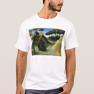 St. Anthony the Abbot Tempted by a Lump of Gold T-Shirt