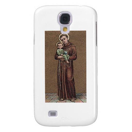 St Anthony y bebé Jesús