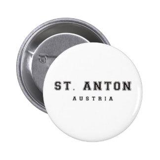 St Antón Austria Pin
