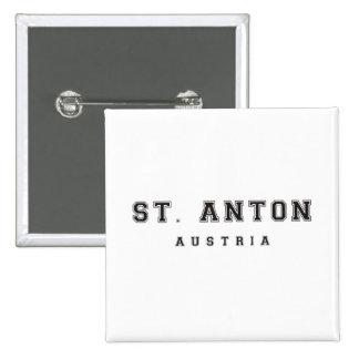 St Antón Austria Pins