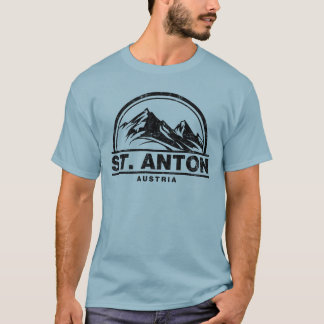 St. Anton austria T-Shirt