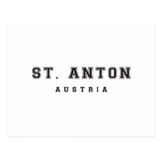 St Antón Austria Postal