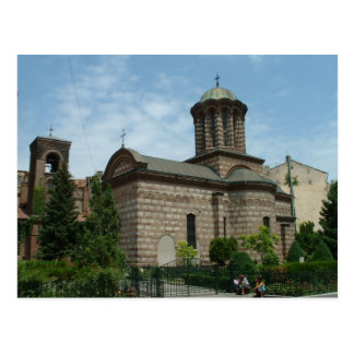 St Antón - Bucarest Postal