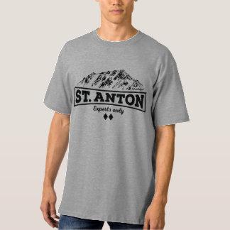 St. Anton Schindlergrat T Shirt
