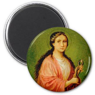 St. Apollonia (BLA 001) Magnet