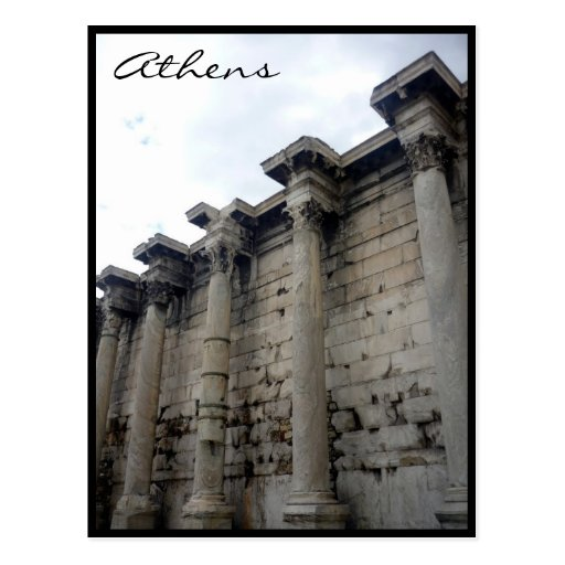 st asomatos church postcard