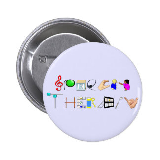 ST at Work Pinback Button
