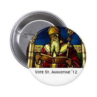 "St Augustine ""12 Pin Redondo De 2 Pulgadas"
