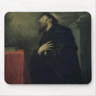 St Augustine, 1663 Mousepad
