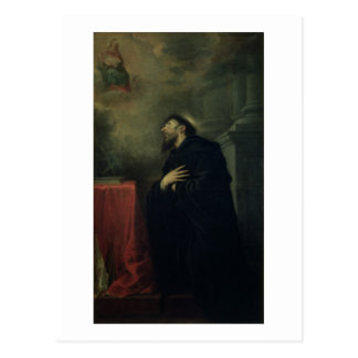 St. Augustine, 1663 Postcard