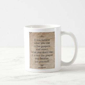 St. Augustine #1 Coffee Mug