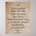 St Augustine #1 Impresiones