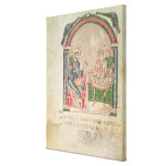 St. Augustine Arguing with Faustus Canvas Prints