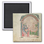 St. Augustine Arguing with Faustus Refrigerator Magnet