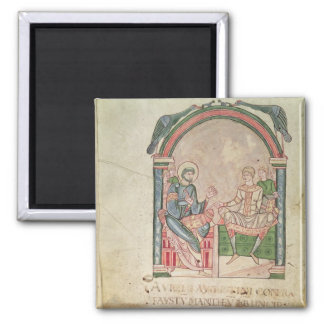 St. Augustine Arguing with Faustus Magnet