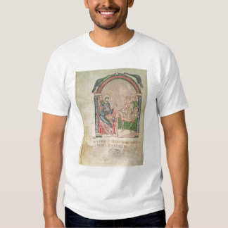 St. Augustine Arguing with Faustus T-shirt