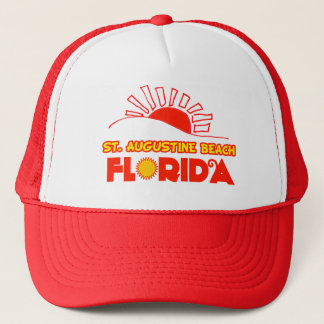 St. Augustine Beach, Florida Trucker Hat
