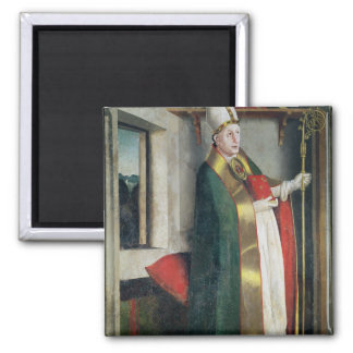 St Augustine c.1435 Imán Cuadrado