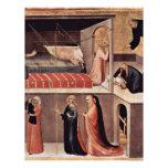 St Augustine da esta hamaca de A caida Membretes Personalizados