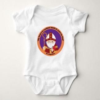 St Augustine del hipopótamo Body Para Bebé