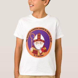 St Augustine del hipopótamo Playera