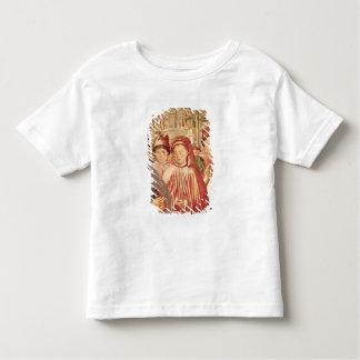 St. Augustine Departing for Milan Tee Shirt