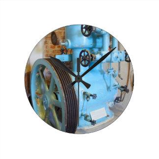 St. Augustine Distillery Round Clock