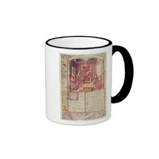 St. Augustine, Epicurus, Zeno, Antiochus & Coffee Mugs