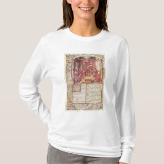 St. Augustine, Epicurus, Zeno, Antiochus & T-Shirt