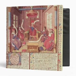 """St Augustine, Epicurus, Zeno, Antiochus y Carpeta 1 1/2"""""""