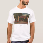 St. Augustine, FL - Fountain of Youth Entrance T-Shirt