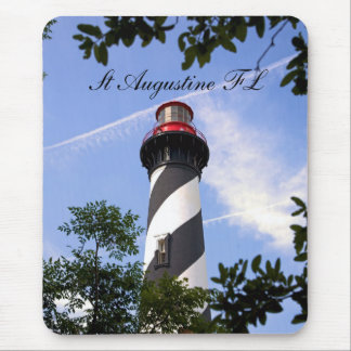 St Augustine FL Mouse Pad