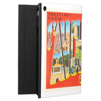 St Augustine Florida FL Vintage Travel Souvenir Case For iPad Air