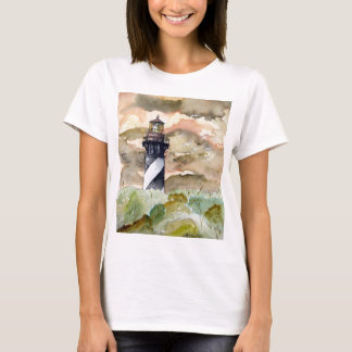 St Augustine Florida lighthouse painting T-Shirt