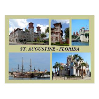 St. Augustine, Florida Postcard